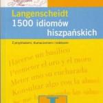 Langenscheidt 1500 idiomów hiszpańskich